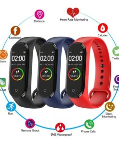 Pulsera Inteligente Smart Band M4 Varios Colores Mulitrebajas